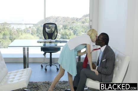 Представительный черный мужик хорошо засадил в Odette Delacroix №2