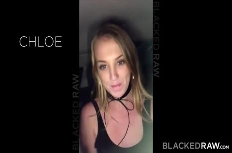 Выпившая блондинка попробовала секс с негром