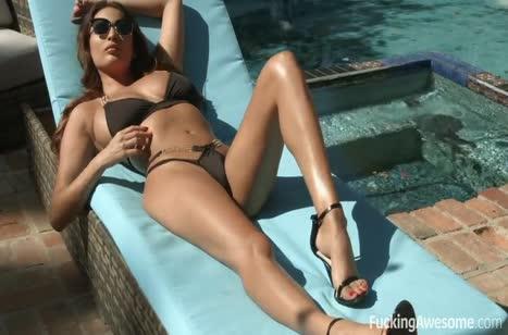 Гламурной Anissa Kate нравится жесткое порно